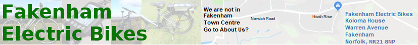 Fakenham Electric Bikes
